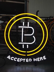 More retailers accepting Bitcoin.