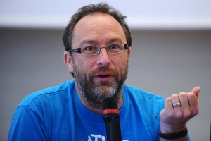 Wikipedia founder Jimmy Wales. Photo: Niccolò Caranti via Wikimedia Commons.