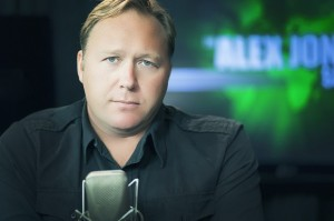 Alex Jones promotional image.