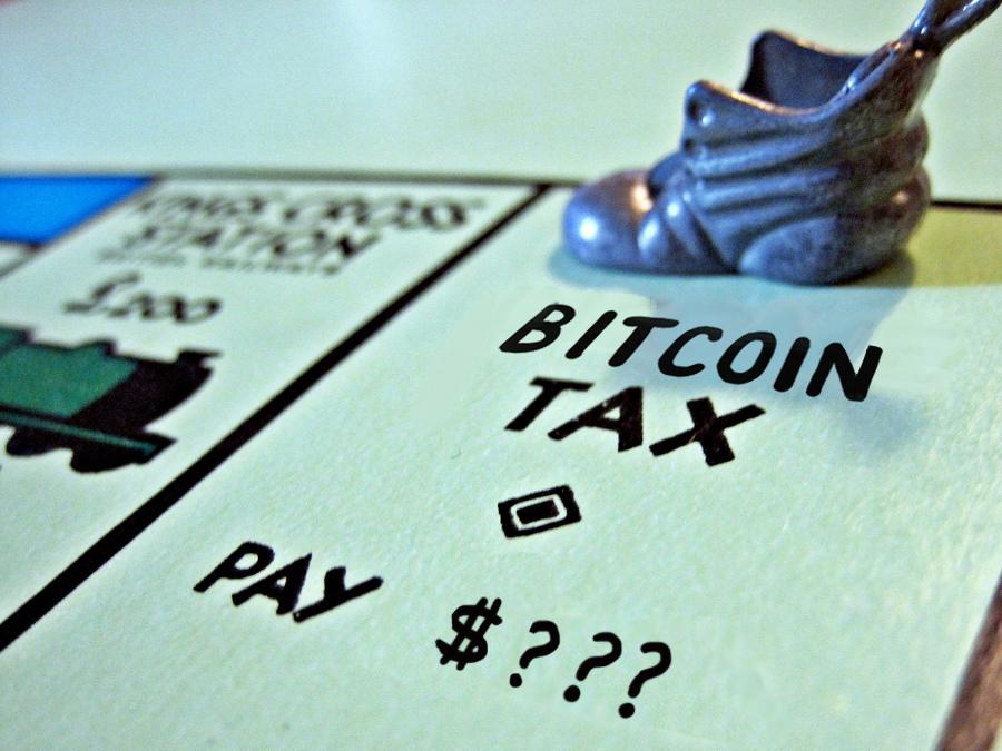IRS needs clear tax rules on Bitcoiin