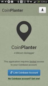 CoinPlanter