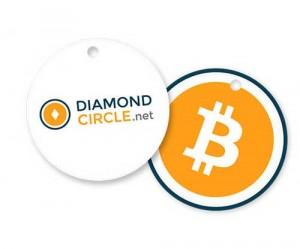 """Diamond Circle's """"wallet tag"""""""
