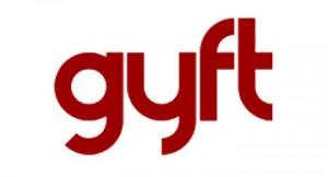 Gyft logo.
