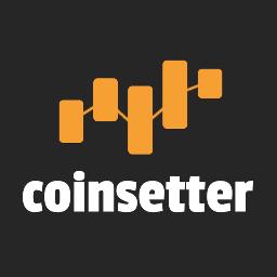 Coinsetter logo.
