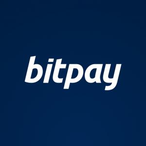 BitPay logo.